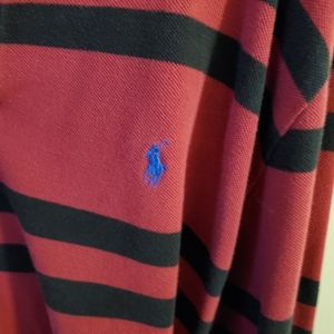 Polo Ralph Lauren. Sz. Large. Red and Black.